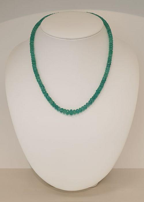 Kette Smaragd