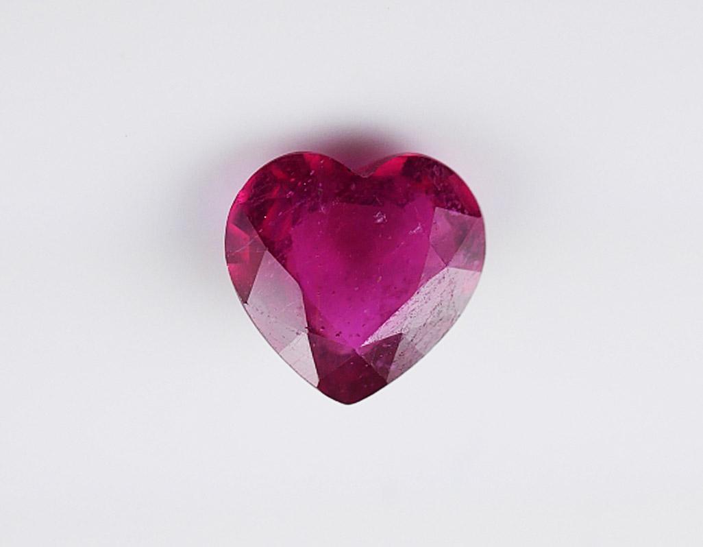 Rubin-Herz behandelt
