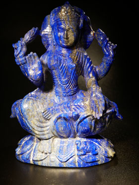Indische Göttin Lakshmi
