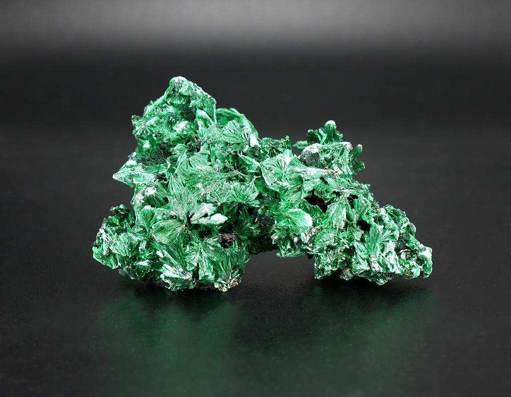 Malachit Naturkristall