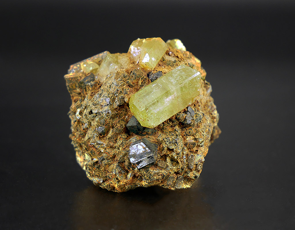 Apatit-Kristall