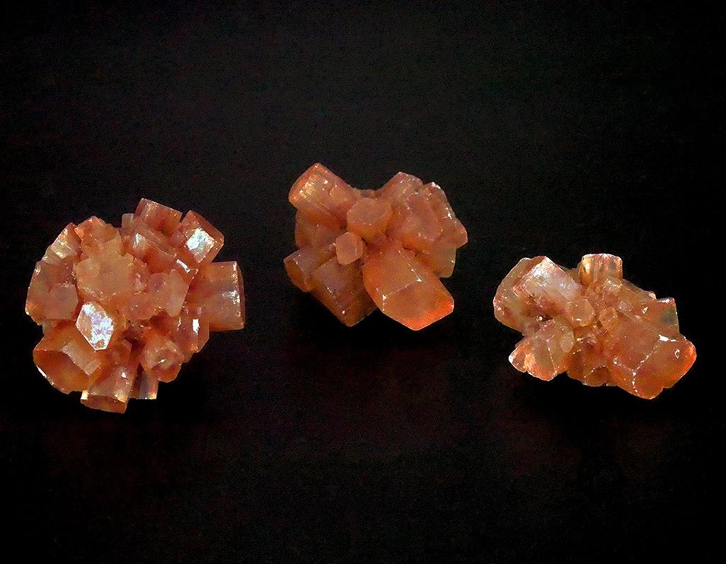 Aragonit-Kristalle