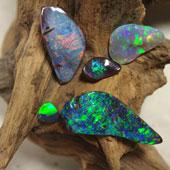 Opal-Ausstellung