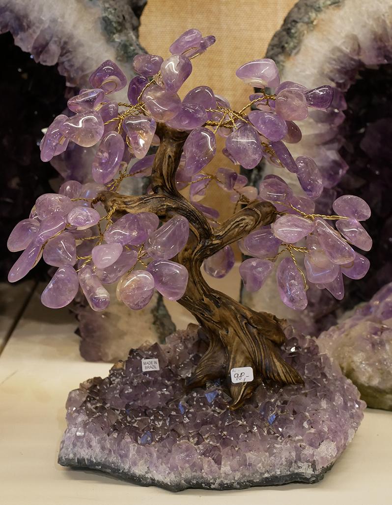 Amethyst-Baum